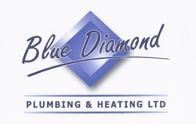 Blue Diamond Plumbing & Heating logo