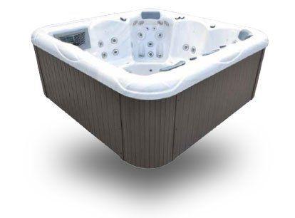 new hot tub