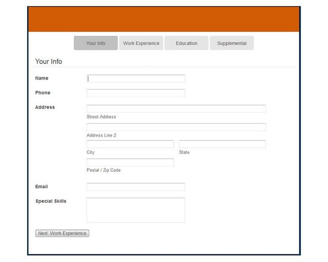 SharePoint Forms at JS Innovation