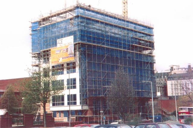 Commercial scaffolding - Cumbria - Ace Scaffolding (M/CR) Ltd - Scaffolding
