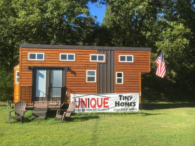 Tiny Home Builder | Cookeville, TN | Unique Tiny Homes