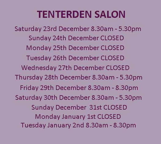 Keith Francis Hair - Tenterden