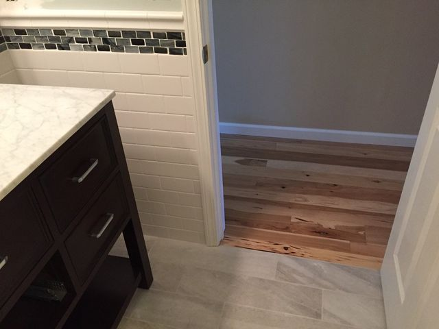 Bathroom Tile Flooring In Ballston Spa, NY By Ju0026R Floor Covering