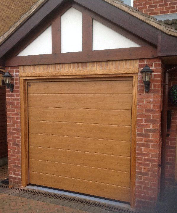Stylish and sturdy doors