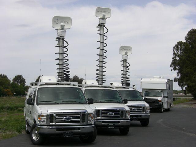 RF Test Vehicles