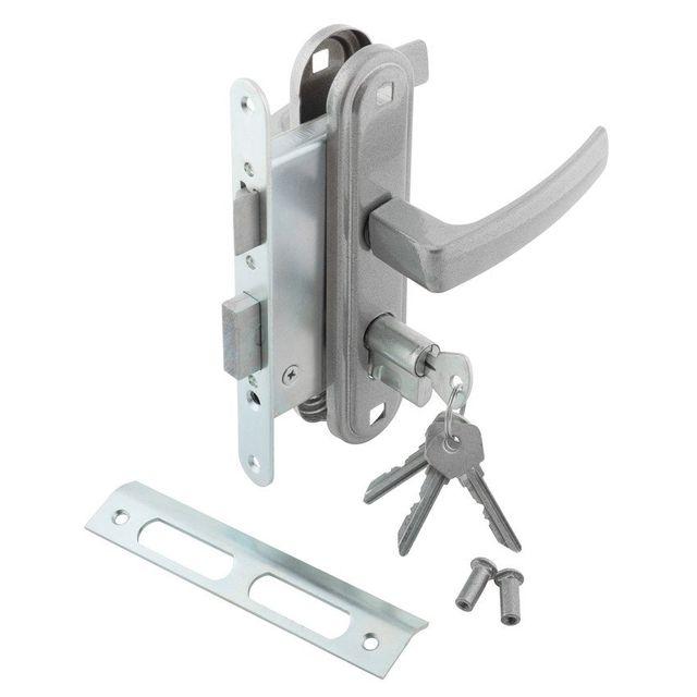 Inside of a lock mechanism