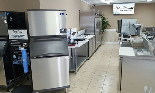 Commercial refrigerators and cooking equipment in Campbellsville