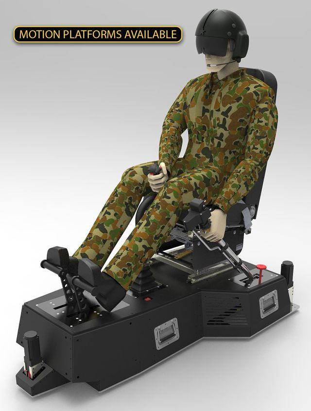 RYAN AEROSPACE (AUSTRALIA) - Helicopter simulation - HELIMOD