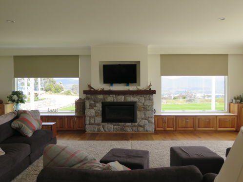 kuner constructions fireplace indoors