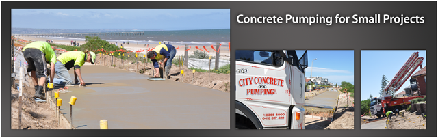 Pumping Services, Adelaide | City Concrete Pumping Pty Ltd