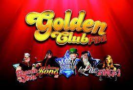 manifesto di Golden Club Fire - Game