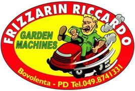 FRIZZARIN RICCARDO VENDITA E ASSISTENZA MACCHINE DA GIARDINAGGIO - LOGO