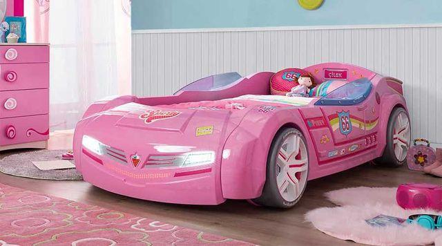 Letto A Forma Di Auto Da Corsa : Lettino per bambini letto auto batcar con materasso amazon