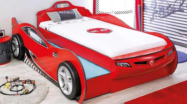 Letto A Forma Di Automobile : Carbed caserta trepiccione camerette