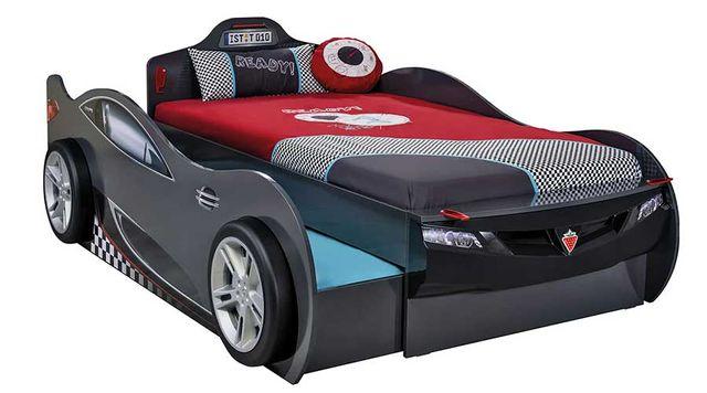 Letto A Forma Di Auto Da Corsa : Letto a forma di auto da corsa letto a forma di macchina acquista
