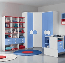 Camere per bambini - Caserta - Trepiccione camerette