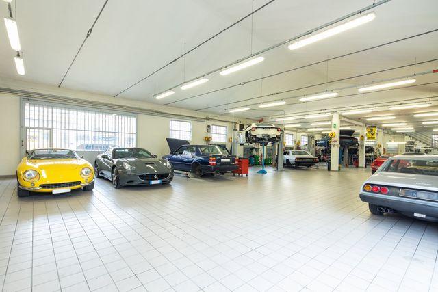 Luxury car repair - Bologna - Autofficina Sauro snc