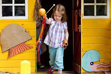 Day care - Brincliffe, Sheffield - Collegiate Montessori Nursery School - Nursery school