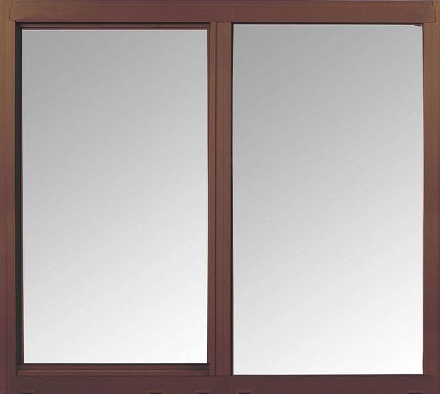 2 pane regular window