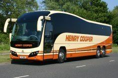 Henry Cooper Coaches