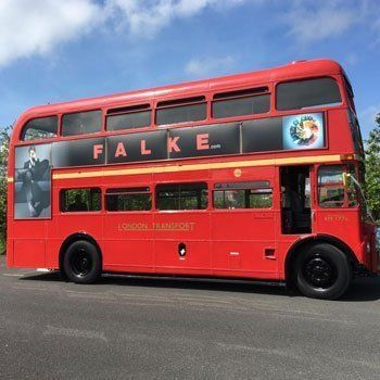 Vintage buses available