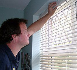 bespoke blinds installations