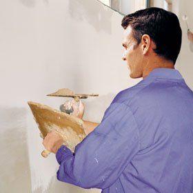 Plastering - Gloucestershire - R Churchill Plastering - Wall Plastering