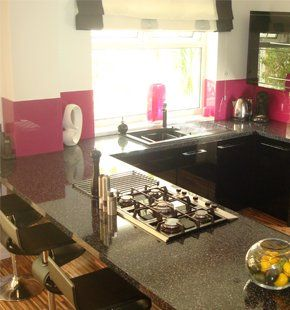 Complete kitchens fitted by Matthews and Son Kitchens and Bathrooms