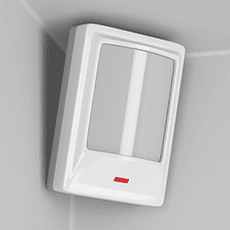 white and grey coloured device