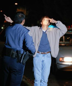Man who is going to need a DUI attorney in Kent, WA