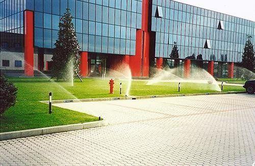Aree verdi industriali e centri sportivi  giardini pubblici