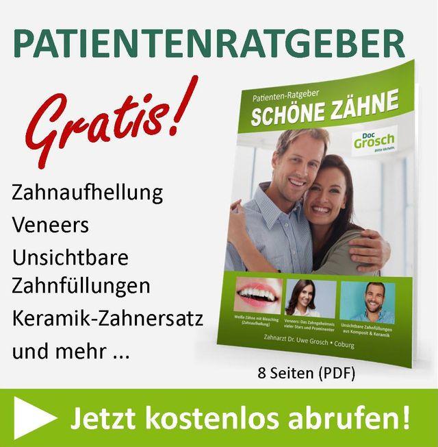 Gratis-Ratgeber Schöne Zähne Coburg