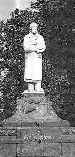 statua di Paolo Gorini