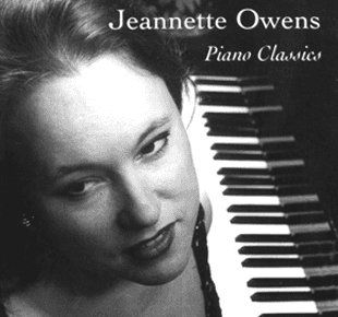 Jeannette Owens piano classes