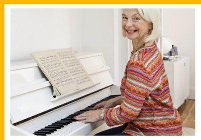 piano tutorials for elders