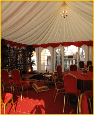 A.A Marquees - Marquee hire - London