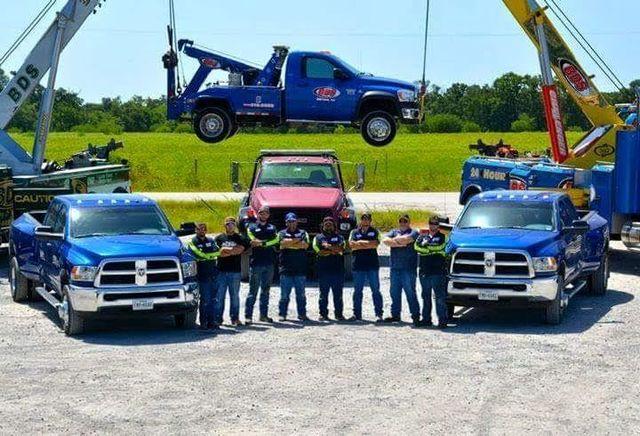 Heavy Wrecker Service College Station, TX