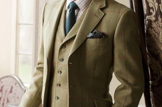Bespoke Country & Shooting Suits at Fielding & Nicholson