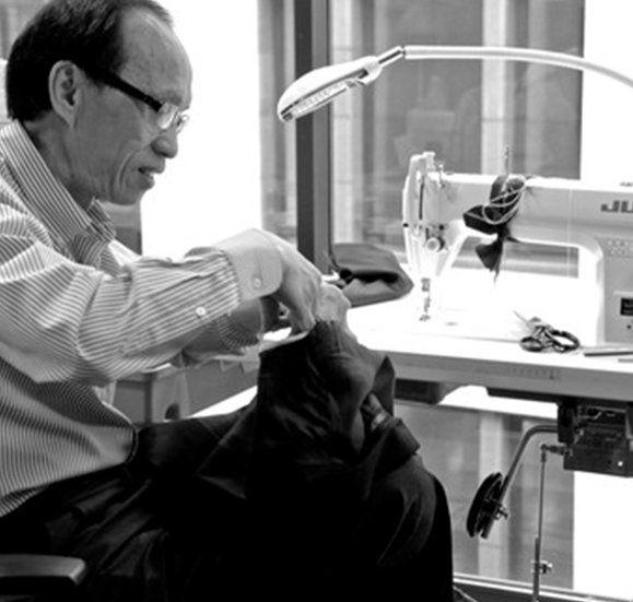 Fielding & Nicholson Master Tailor Raymond