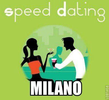 Speeddate Milano