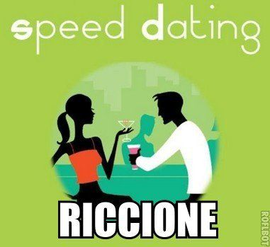 Speeddate Riccione