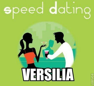 Speeddate in Versilia