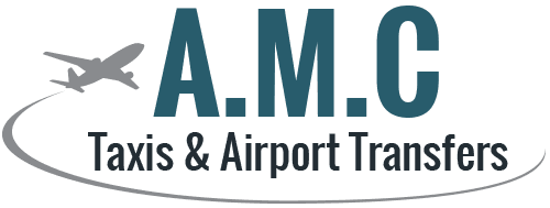 A.M.C logo