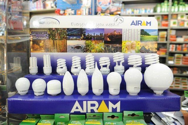 assortimento luci  a marchio AIRAM