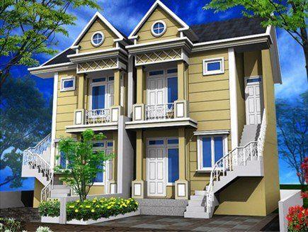 rumah modern multi-family graha anandaya properti developer palembang