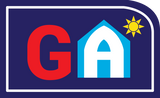 graha anandaya real estate properti developer perumahan palembang logo