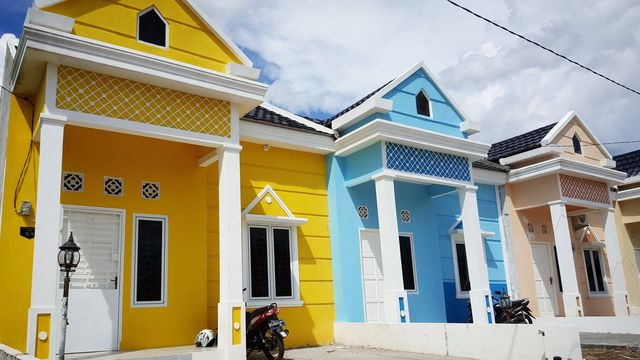 rumah ready stock dijual perumahan sierra vista palembang