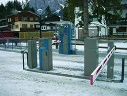 sistemi automatici parcheggi