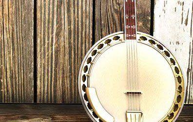 traditional banjo