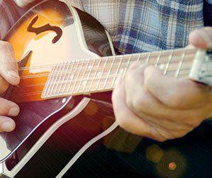 mandolin guitar